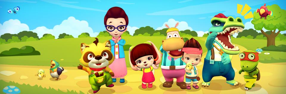 大吉成长记动画片全集 中文版 在线观看 | 乐看儿童