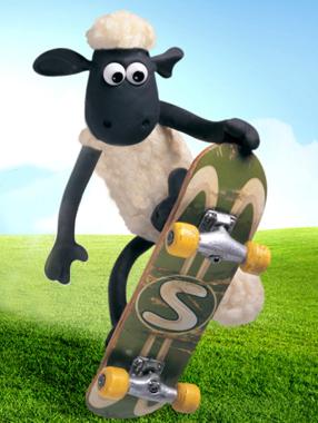 小羊肖恩 第二季