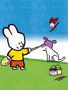 路易小兔子