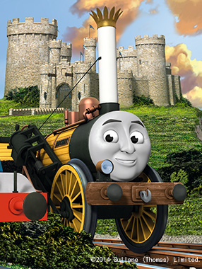 托马斯和他的朋友们在多多岛